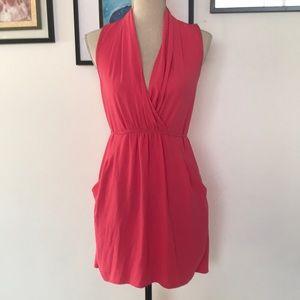 Aritzia wilfred  sabine faux wrap dress